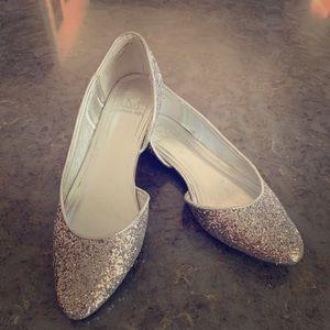Sparkly Glittertastic Flats